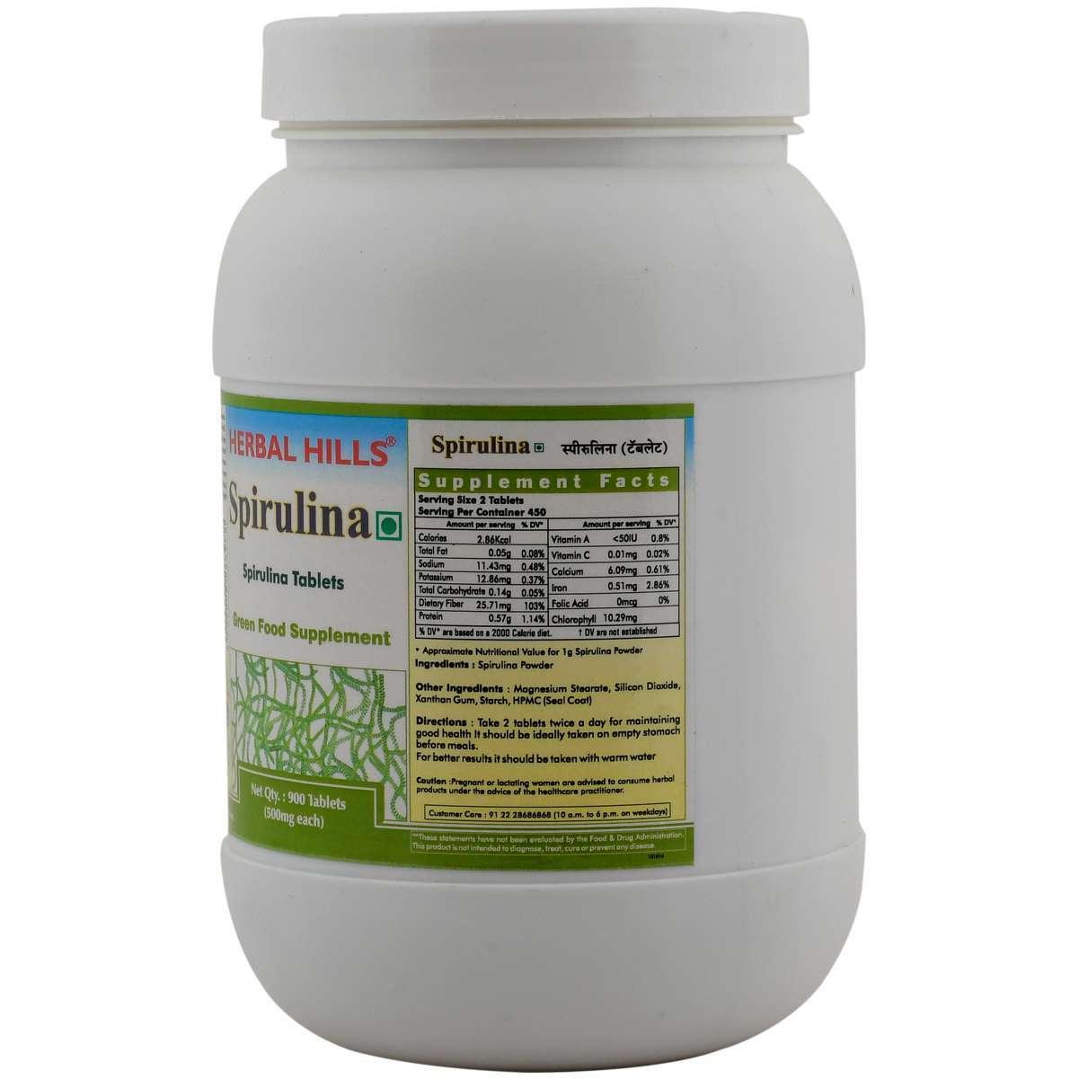 Immune Booster - Spirulina 900 Tablets Value Pack