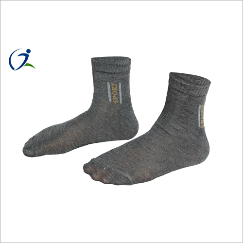 Plain Sports Socks