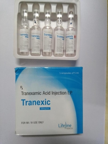 Tranaxamic Acid Injection