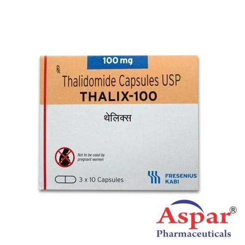 Anti Cancer Medicines Thalix 100mg (Thalidomide)