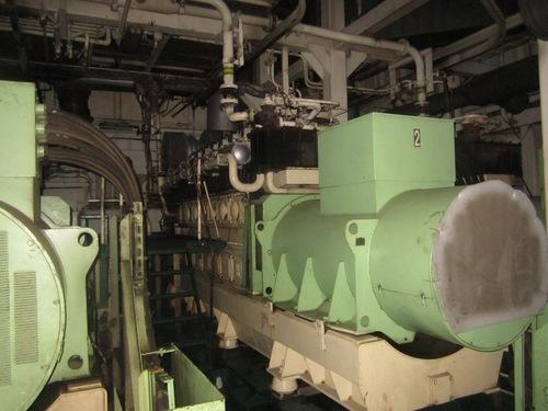 SKL 8VDS 29/24 AL2 Marine Generator