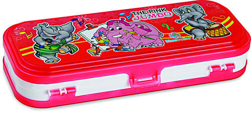 Jungle Big Pencil Box