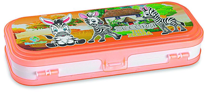 Jungle Big Pencil Box