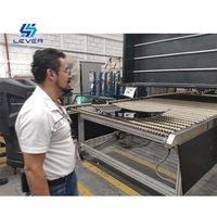 Sidelite & Backlite Combination Bent Glass Tempering Machine