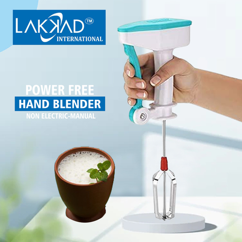 Non Electric hand blender