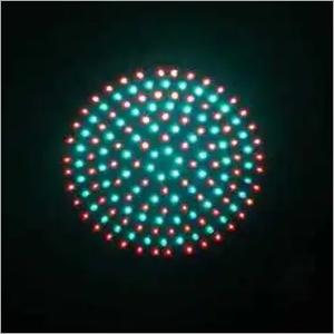 LED 2 in 1 Traffic Signal Light