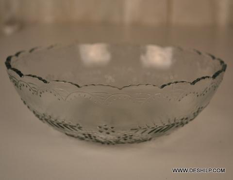 Kitchenware Glass Bowl Set