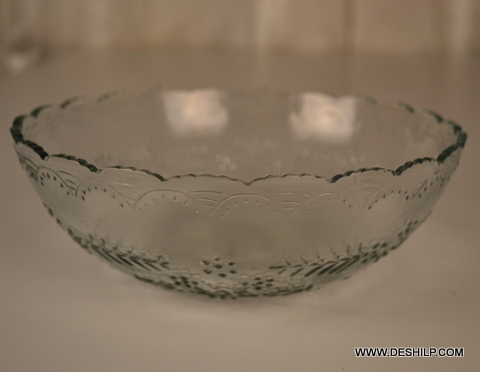 Kitchenware Glass Bowl Set