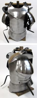 Small Suit Of Armor Breast Plate and Shoulders