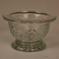 Clear Glass Kitchen Bowl Set