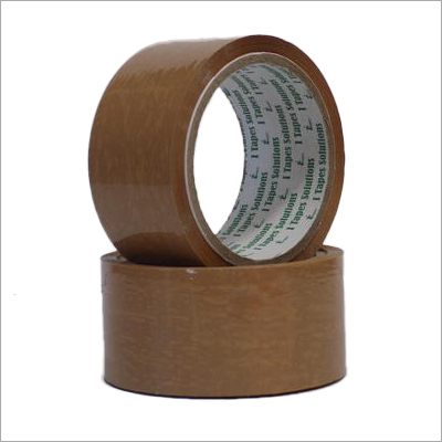 Brown Colored BOPP Tapes