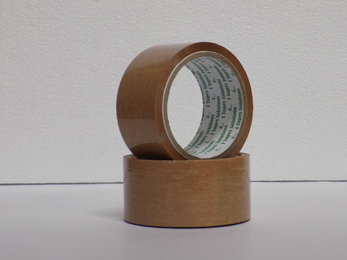 Plain BOPP Packaging Tape