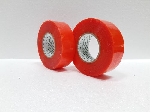 Red Double Sided Polyester Tapes