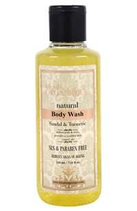 Sandal Turmeric Body Wash