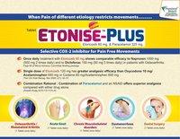 Etoricoxib 60 mg & Paracetamol 325 mg