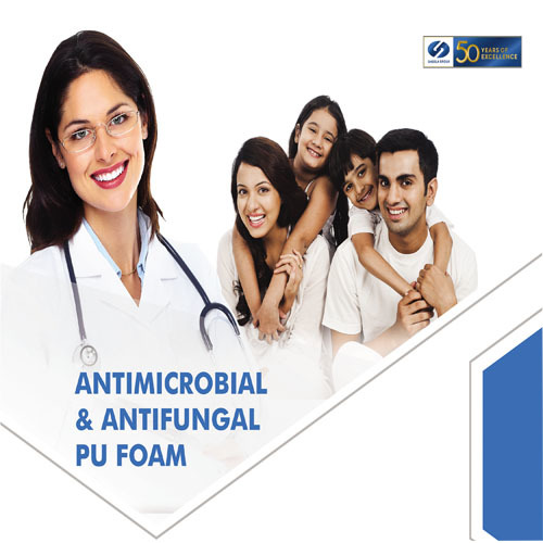 Antimicrobial and  Antifungal PU Foam