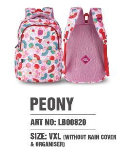 Peony Art - LB00820 (VXL) - Without Raincover & Organiser
