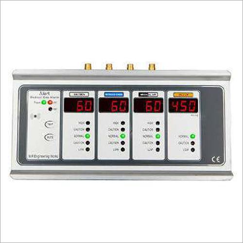 Digital Line Pressure Alarm System