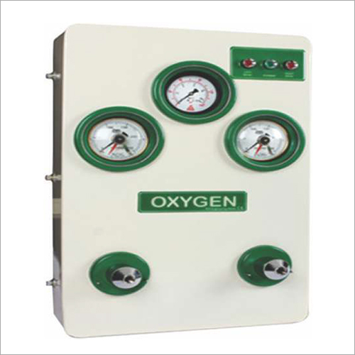 Semi Autometic Control Panel For Oxygen System