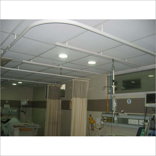 Cubicle Track Curtain System