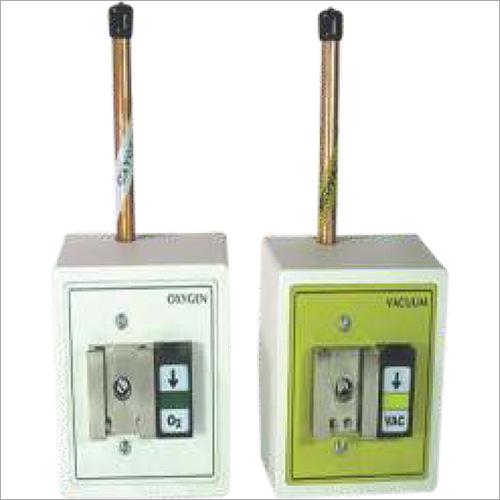 Parkodex Type Gas Outlet