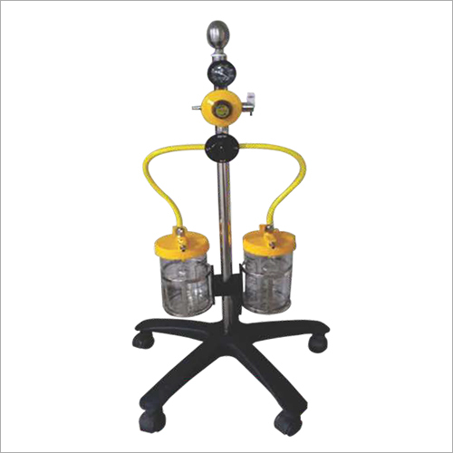 OT Suction Trolly