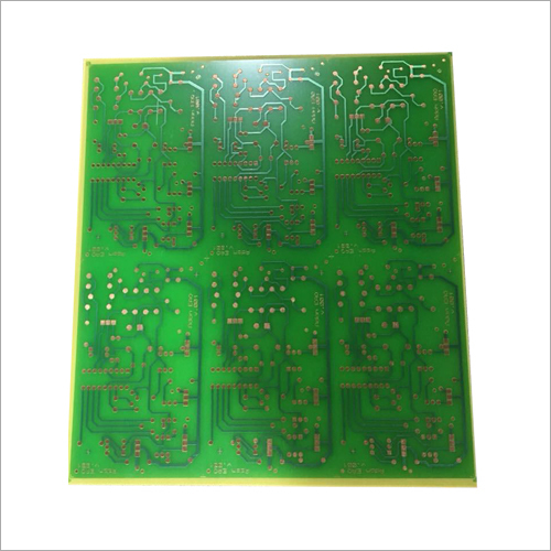 Display Bare PCB Circuit Board