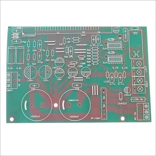 Microtex Inverter Single Side PCB Board