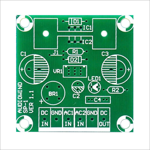 Mobile Charger Bare PCB Circuit Board