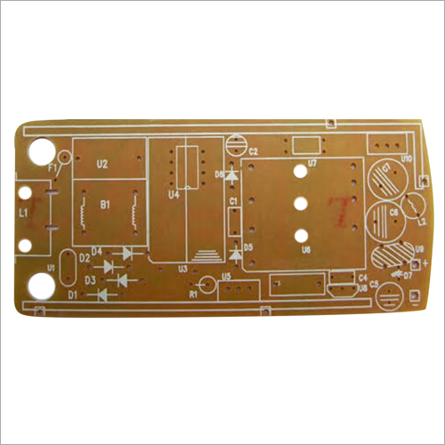 Single Sided Bare Circuit Board