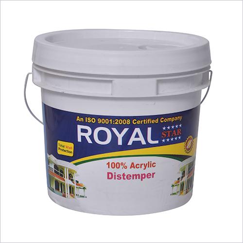 100% Acrylic Distemper