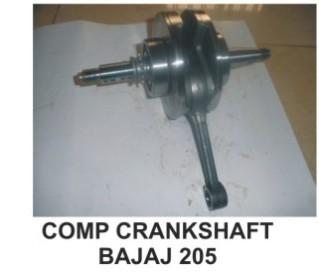 Compressor Crankshaft Bajaj
