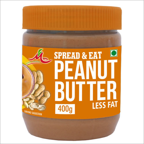 Peanut Butter Less Fat