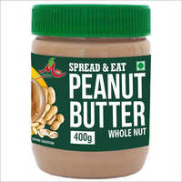 Peanut Butter Whole Nut