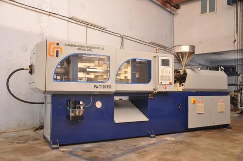 Horizontal Automatic Plastic Injection Molding Machine