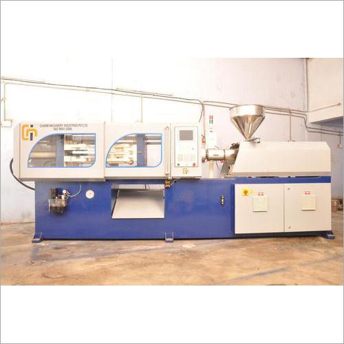 Horizontal Fully Automatic Plastic Injection Molding Machine