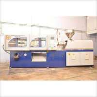 Horizontal Fully Automatic Plastic Injection Molding Machine