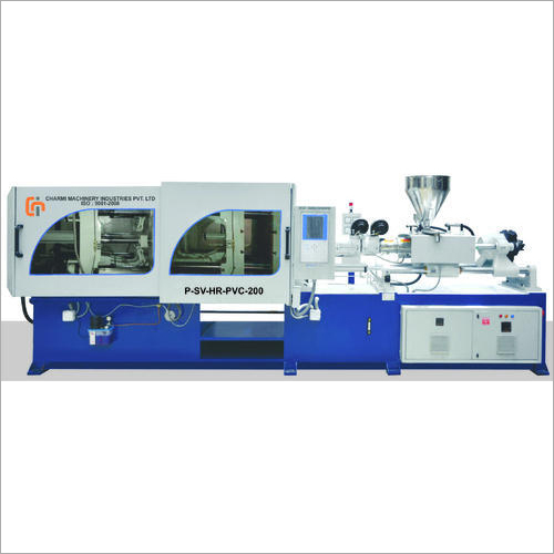 200 Ton UPVC Injection Molding Machine