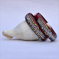 Ladies Designer Stone Bangle