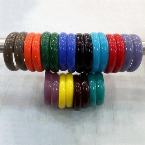 Plain Glass Bangle