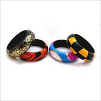 Printed Wooden Bangle