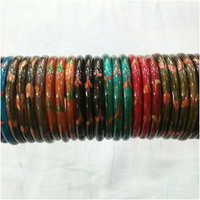 Ladies Wooden Bangle