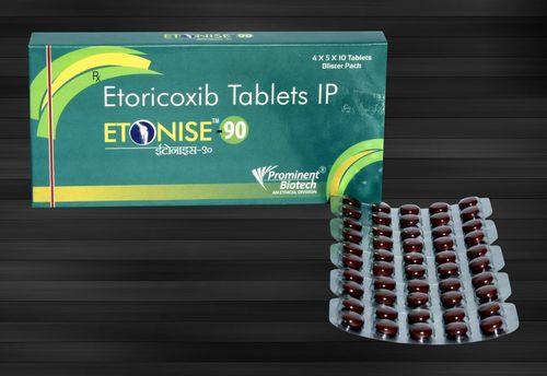 Etoricoxib 90 mg & 120 mg