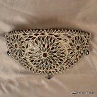 Decorative Glass Mosaic Up-Lighter