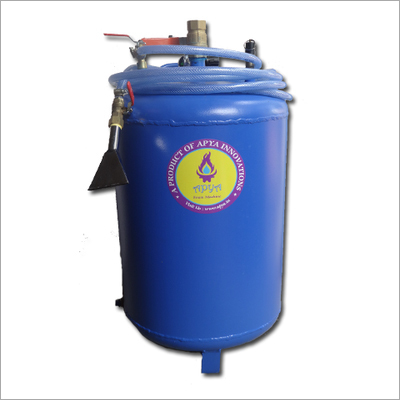 High Grade Steel Foam Tank