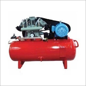 Double Stage High Pressure Air Compressor