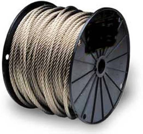 SS 304  wire rope