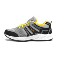 YELLOW MENS SPORT SHOES