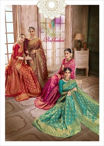 Festive Wear Art Silk Saree