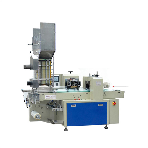 High Speed Paper Straw Packing Machine